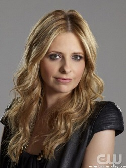 RINGER Pictured: Sarah Michelle Gellar
