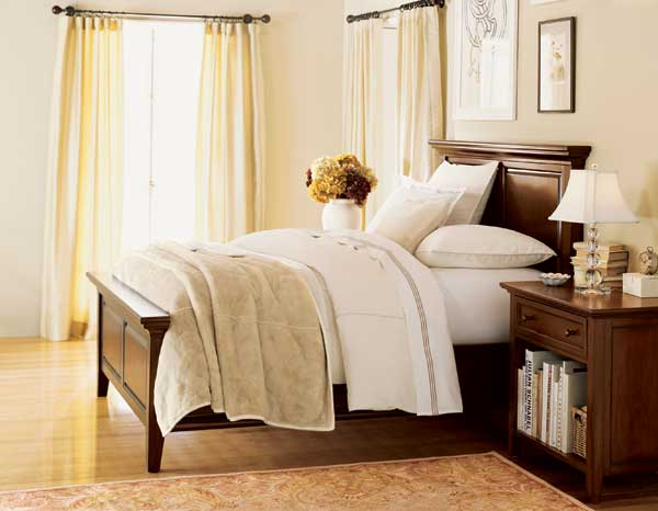 bedroom d cor color me serene vainchic