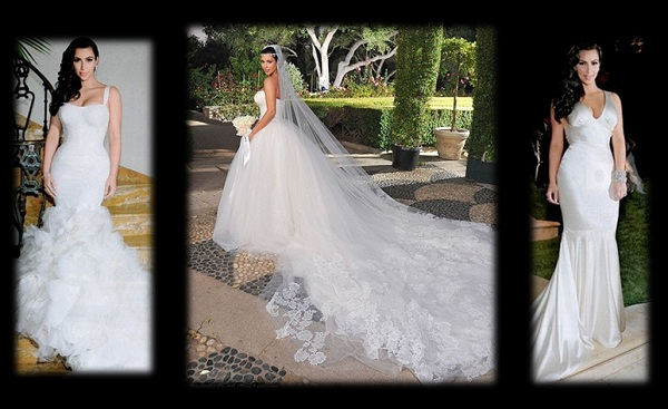 Kim Kardashian S Wedding Dress Replica Dilemma Vainchic